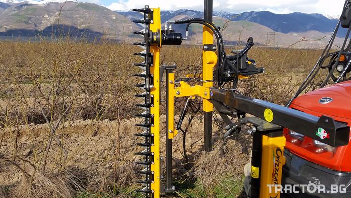 Машини за лозя / овошки Тример за рози ORIZZONTI 6 - Трактор БГ