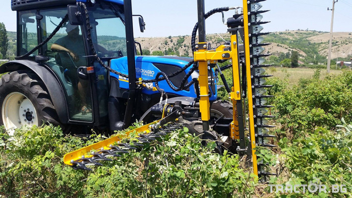 Машини за лозя / овошки Тример за рози ORIZZONTI 0 - Трактор БГ