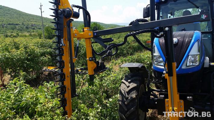 Машини за лозя / овошки Тример за рози ORIZZONTI 2 - Трактор БГ