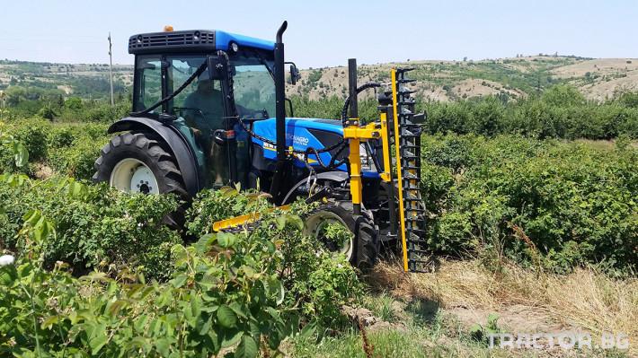 Машини за лозя / овошки Тример за рози ORIZZONTI 1 - Трактор БГ