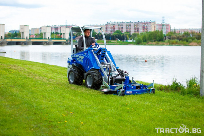 Телескопични товарачи MultiOne 5 SERIES 2