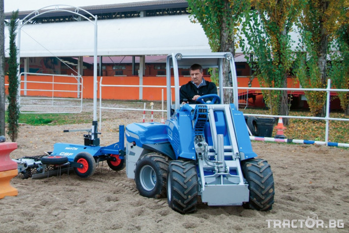 Телескопични товарачи MultiOne 5 SERIES 6