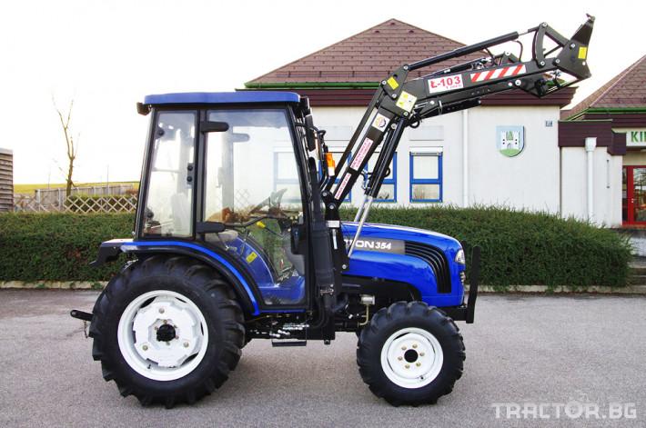 Трактори Foton TE354C 8