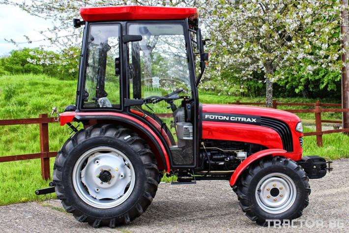 Трактори Foton TE354C 1