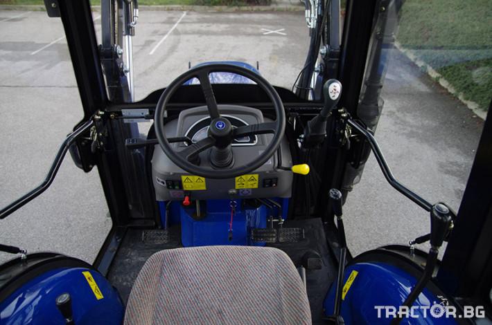Трактори Foton TE354C 7