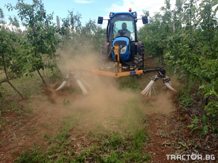 Машини за лозя / овошки Метачка ORIZZONTI модел SIRIO 2 0 - Трактор БГ