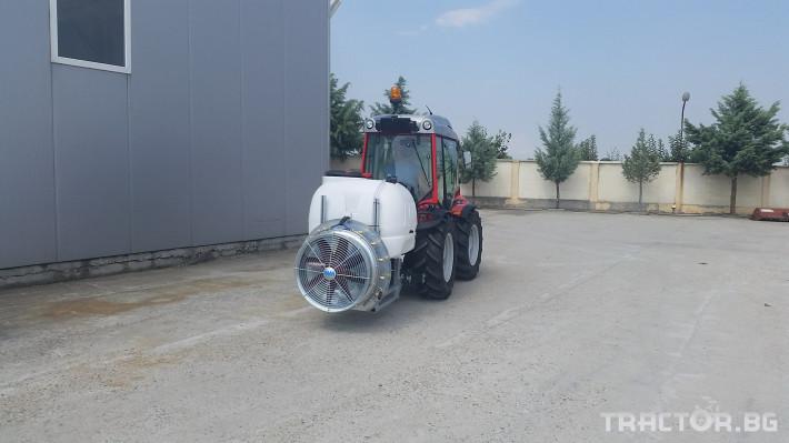 Пръскачки Навесни вентилаторни пръскачки ММ - 300, 400 и 600 литра 1