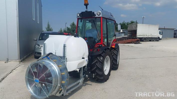 Пръскачки Навесни вентилаторни пръскачки ММ - 300, 400 и 600 литра 2