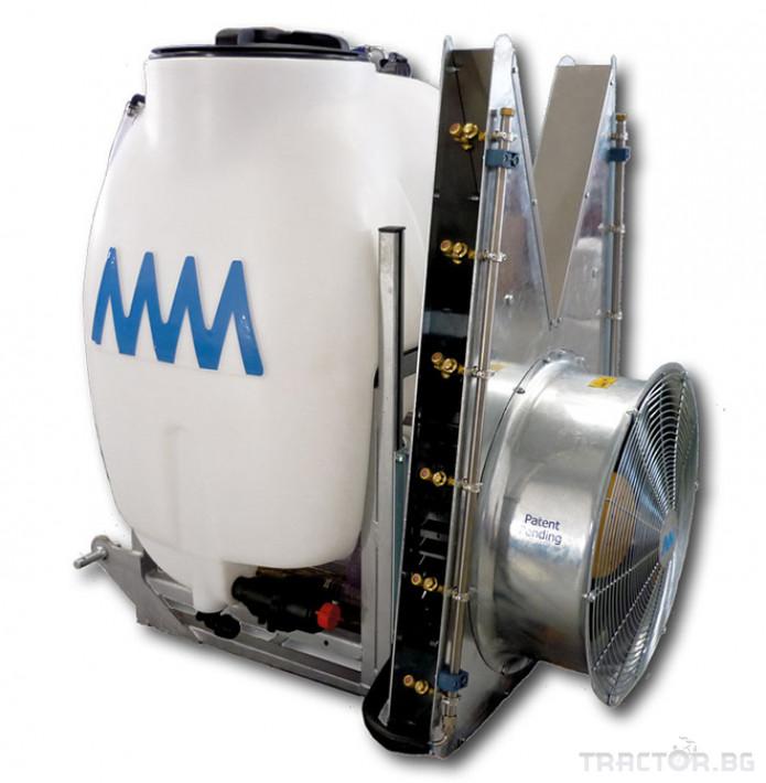Пръскачки Навесни вентилаторни пръскачки ММ - 300, 400 и 600 литра 3