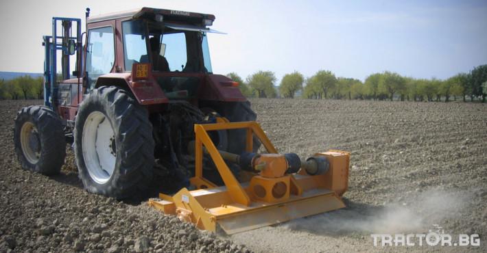 Фрези Универсални раздробители на камъни AGRIWORLD модел FPR/FPRD 4 - Трактор БГ