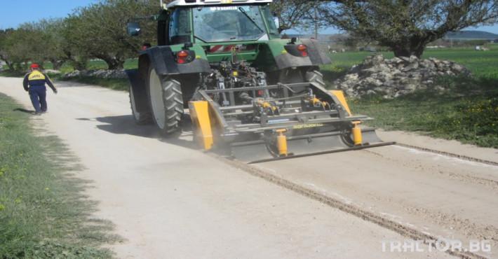 Фрези Универсални раздробители на камъни AGRIWORLD модел FPR/FPRD 7 - Трактор БГ