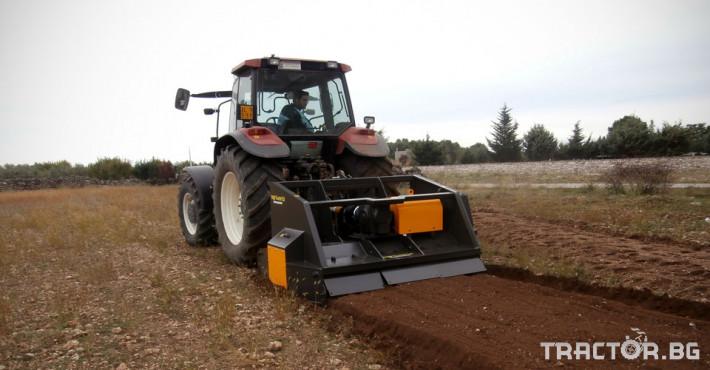 Фрези Универсални раздробители на камъни AGRIWORLD модел FPR/FPRD 11 - Трактор БГ