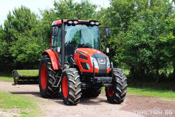 Трактори Kioti PX1053C 6