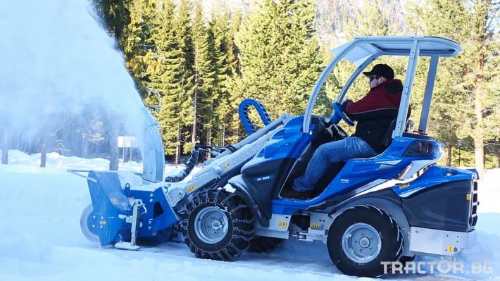 Техника за почистване Роторен снегорин MULTIONE 0