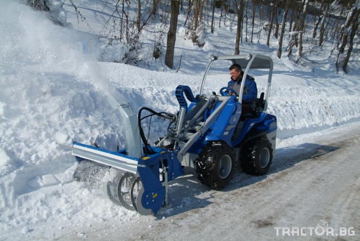 Техника за почистване Роторен снегорин MULTIONE 1
