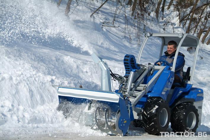 Техника за почистване Роторен снегорин MULTIONE 2