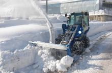 Роторен снегорин MULTIONE