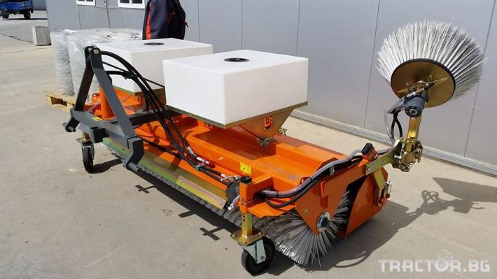 Техника за почистване Машина за метене BEMA 20 1