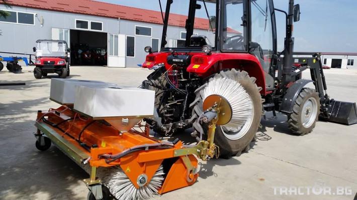 Техника за почистване Машина за метене BEMA 20 5