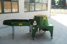 Електрическа машина за отстраняване на зелената обвивка на орехи и бадеми CHIANCHIA