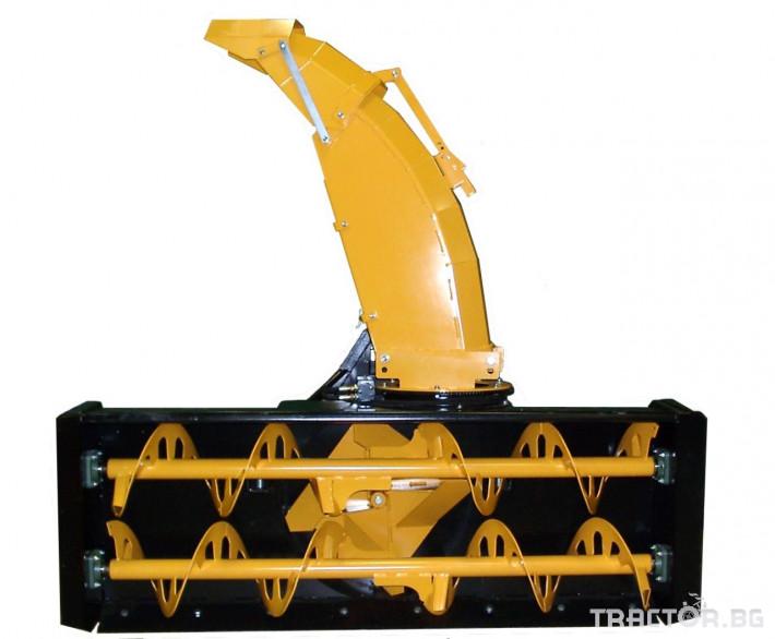 Техника за почистване Двустепенен роторен снегорин OPTIMAL 2