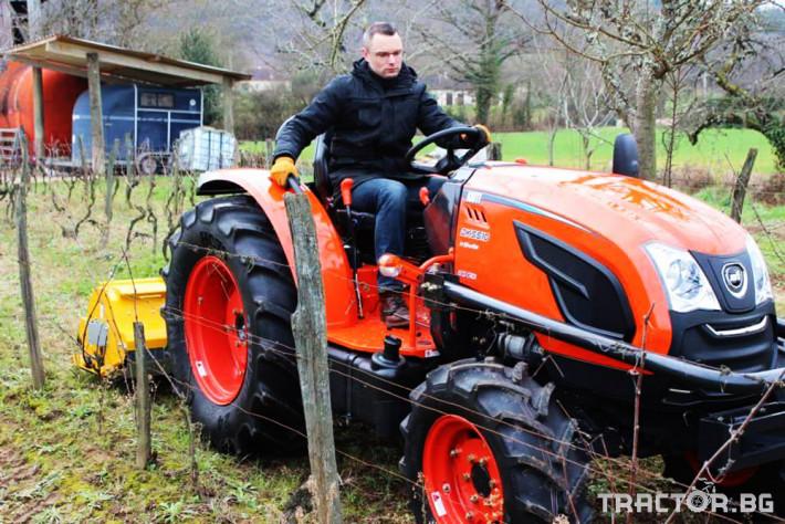 Трактори Kioti DK5010 2 - Трактор БГ