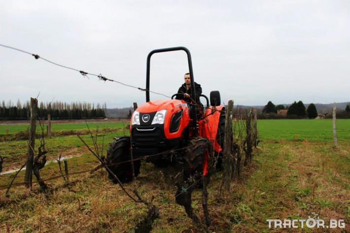Трактори Kioti DK5010 3 - Трактор БГ