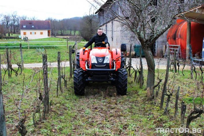 Трактори Kioti DK5510 1