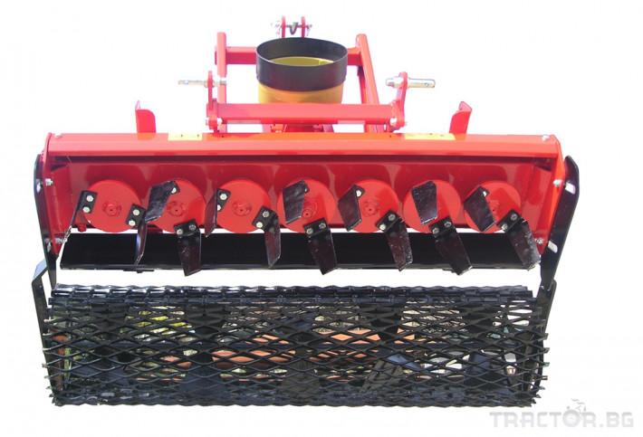 Фрези Активна брана Del Morino модел ROTEX M 0