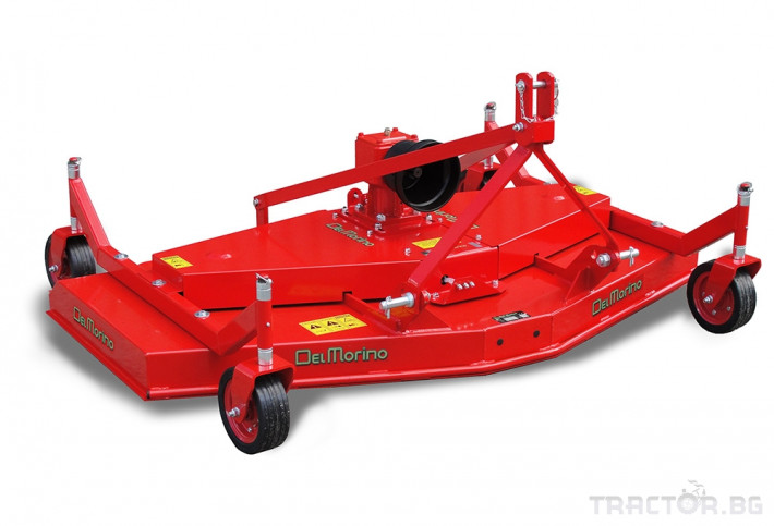 Косачки Роторни косачки Delmorino модел PRM 3 - Трактор БГ