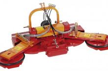 Мулчер Fischer модел GL4/W