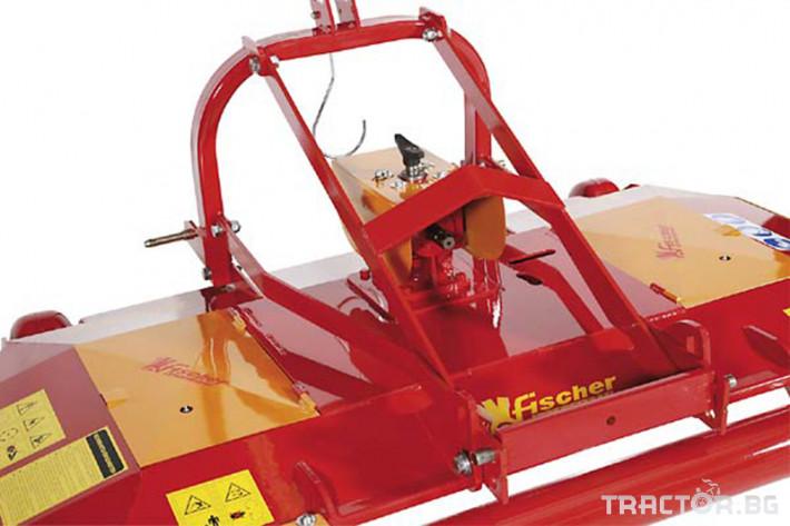Косачки Мулчер Fischer модел SLF 3 - Трактор БГ