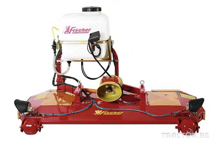 Косачки Мулчер Fischer модел SLF 0 - Трактор БГ