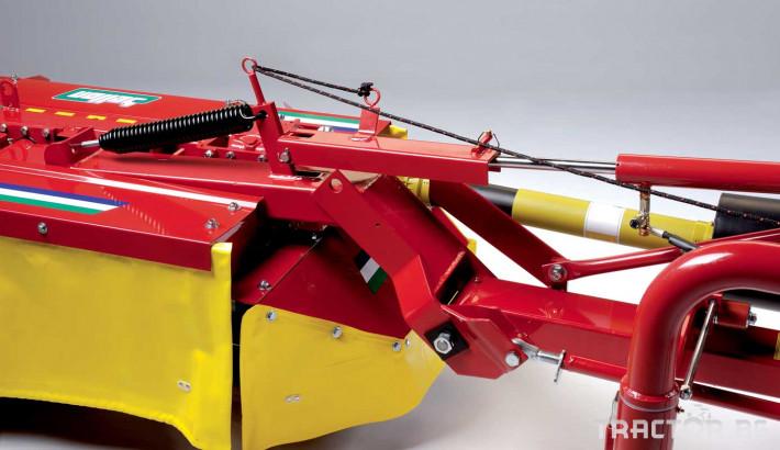 Косачки Задно монтирана косачка с кондиционер BELLON модел D/GM 0 - Трактор БГ