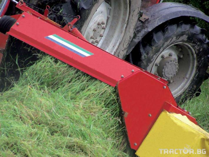 Косачки Задно монтирана косачка с кондиционер BELLON модел D/GM 3 - Трактор БГ