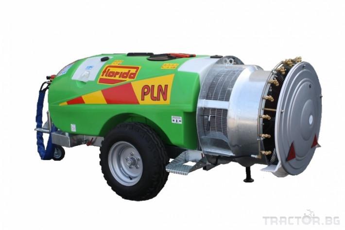 Пръскачки Прикачна вентилаторна пръскачка FLORIDA модел PLN DUAL 1