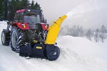 Роторен снегорин OPTIMAL - V образен модел 235HY 245P HY