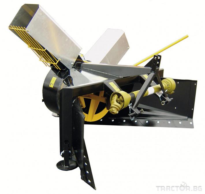 Техника за почистване Роторен снегорин OPTIMAL - V образен модел 2252/2452 HY 1
