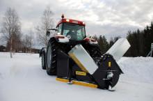 Роторен снегорин OPTIMAL - V образен модел 2252/2452 HY