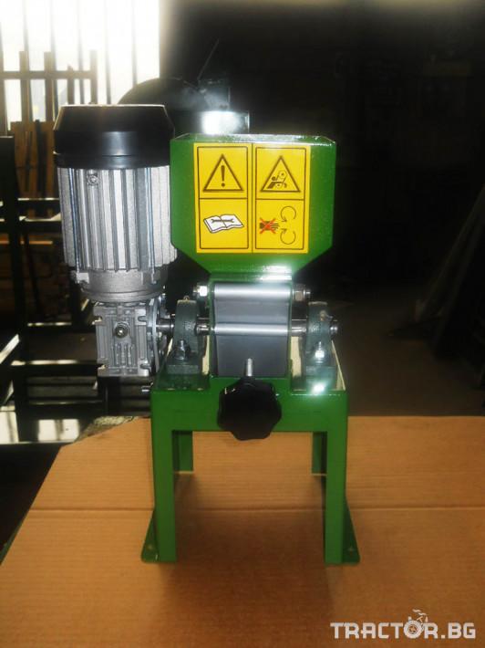Машини за лозя / овошки Машина за чупене на лешници CHIANCHIA модел P80 2