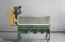 Внос Машина за чупене и калиброване на лешници P80 Super