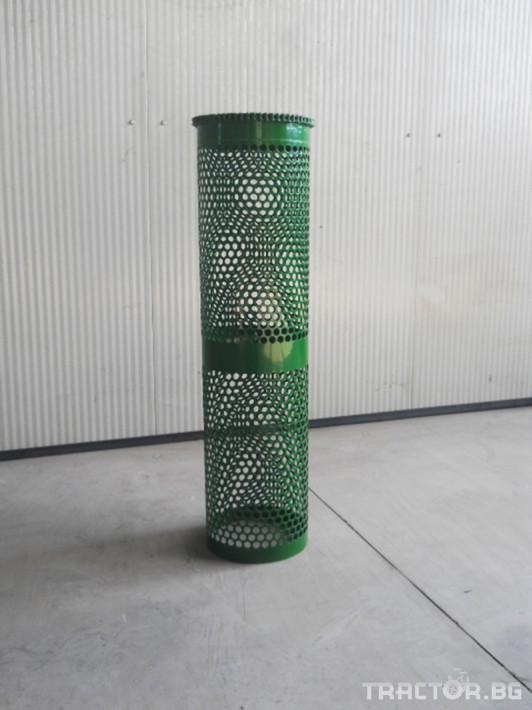 Машини за лозя / овошки Машина за чупене и калиброване на лешници P80 Super 3