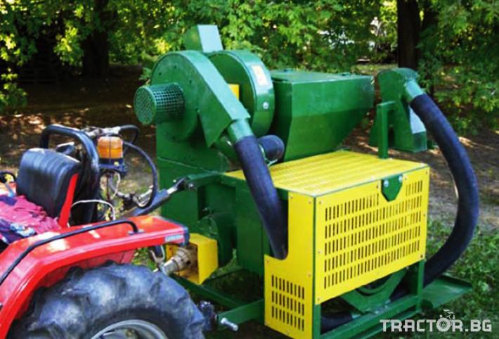 Машини за лозя / овошки Комбайн за лешници CHIANCHIA модел EU1000 2