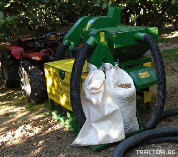Машини за лозя / овошки Комбайн за лешници CHIANCHIA модел EU1000 1