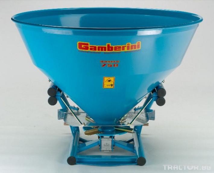 Торачки Торачка GAMBERINI модел MAGNUM 0 - Трактор БГ