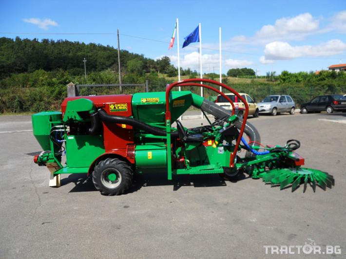 Машини за лозя / овошки Самоходни комбайни за орехи и лешници 0