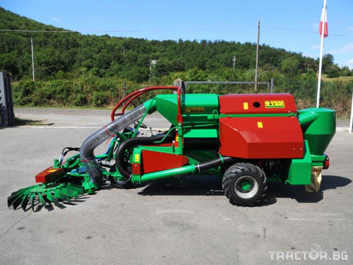 Машини за лозя / овошки Самоходни комбайни за орехи и лешници 1