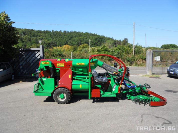 Машини за лозя / овошки Самоходни комбайни за орехи и лешници 3