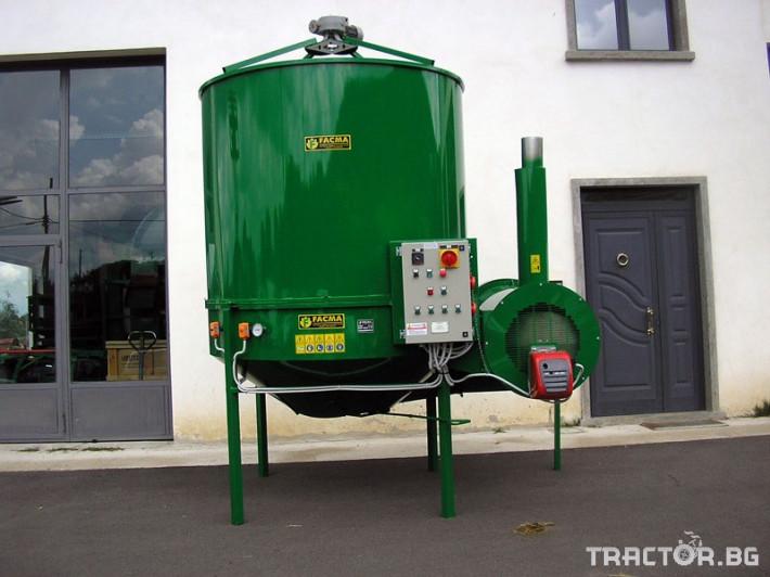 Машини за лозя / овошки Сушилни за орехи и лешници FACMA 5