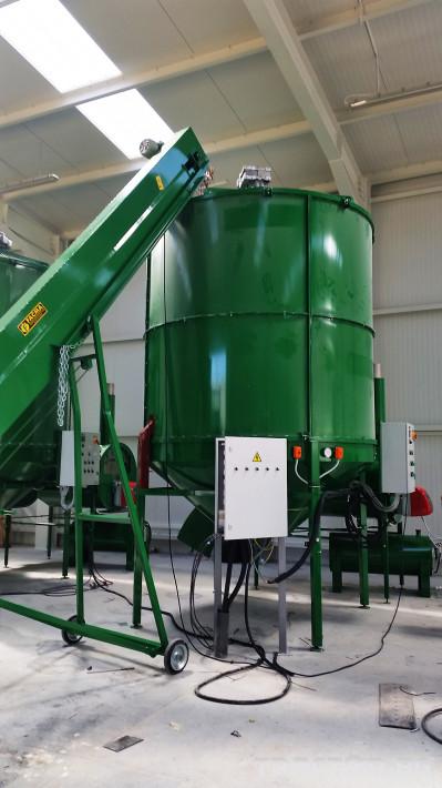 Машини за лозя / овошки Сушилни за орехи и лешници FACMA 1